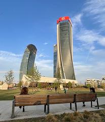 CityLife Towers, Milan