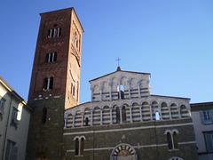 Saint Peter Somaldi Church.