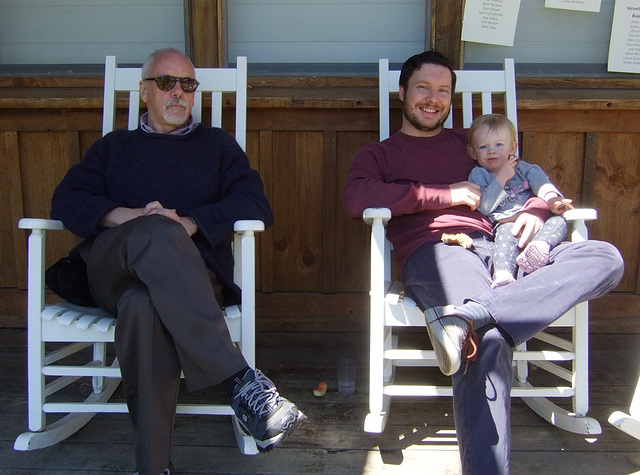 Hangin' on the Porch