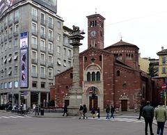 Milan - San Babila