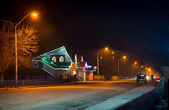 Evening streets #1