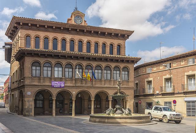 Ayuntamiento Cariñena