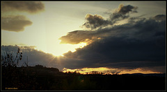 nuages du soir