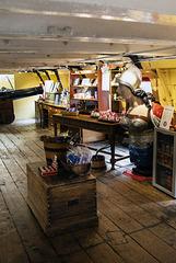 HMS 'Unicorn' Gift Shop