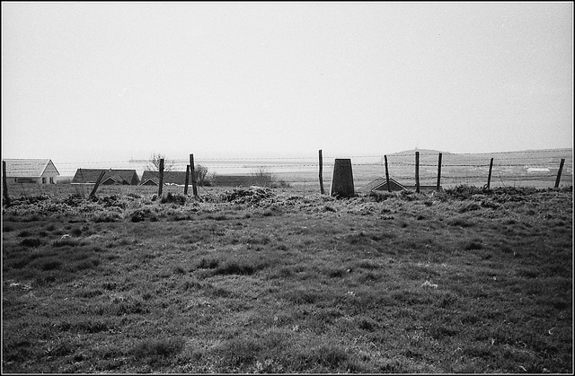 Near Newhaven, Sussex.