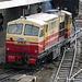 Diesel Locomotive at Shimla Station