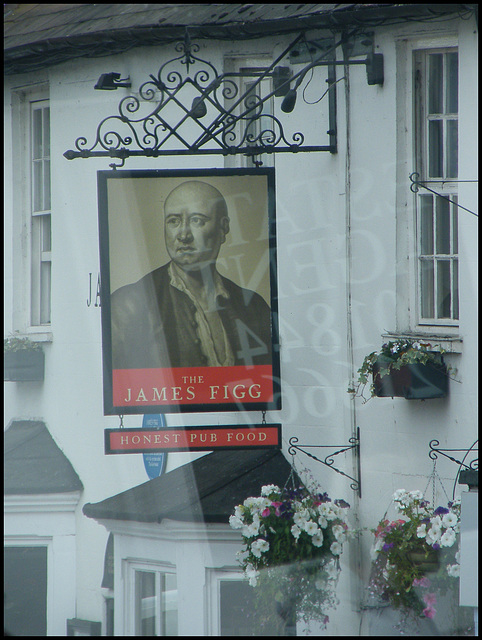 The James Figg at Thame