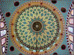 Moskea Fatìh Camìì - Izmir - la grande cupola - (497)