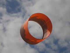 City of Hull skyline Circoflex kite 2017