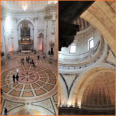 Igreja de Santa Engrácia, Panteão Nacional - Lisbon National Pantheon