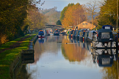 Shropshire Union canal, Norbury Junction