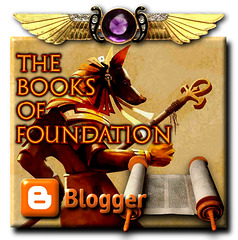 The Books of Foundation - Logo - Peter Crawford