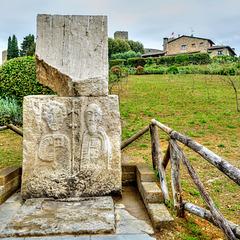 La Fontana del Pellegrino, Monteriggioni, Toscana > HFF - HAPPY FENCE FRIDAY