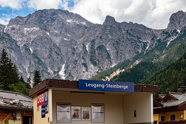 Mountains with Own Railway Station