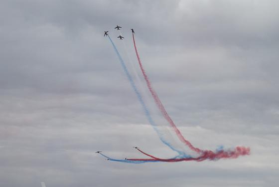 Chambley 20160704 Patrouille de France (9)
