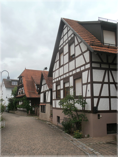 Bilfingen - Bismarckstraße