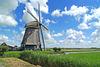 Nederland - Uitgeest, Tweede Broekermolen