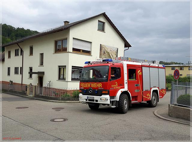 Feuerwehrrundfahrt