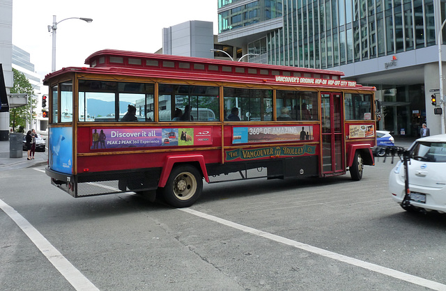 Vancouver Trolley