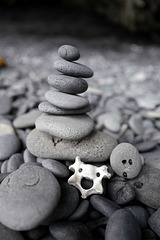 Iceland, Cairn, made for Dante and his new friend...