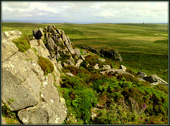 Carn Galva, West Penwith granite