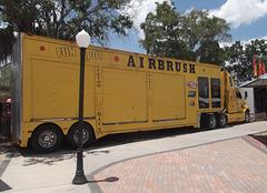 Fun Spot Airbrush truck