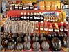Victoria : una esposizione di prodotti locali e di souvenirs per i turisti