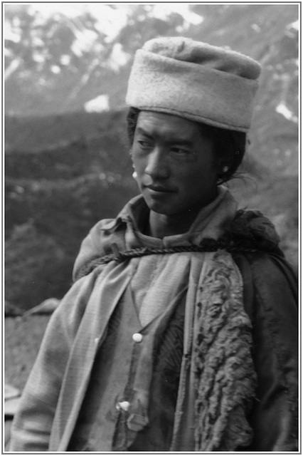 Paysan du pays sherpa