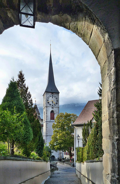 Chur - Martinskirche