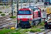 Ravenna 2017 – Vossloh/MaK G2000 engine