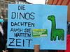 Die Dinos sind wir!