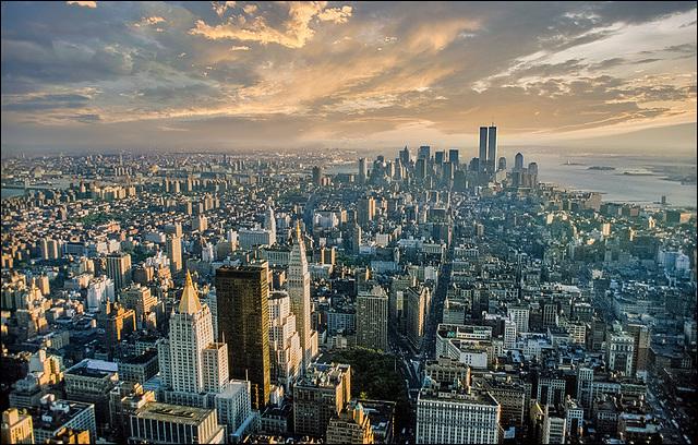 Lower Manhattan - 1986