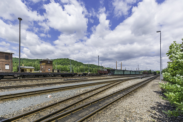 Bahngelände, Freital-Hainsberg