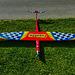 Weltrekortflieger ca. 420 km/h