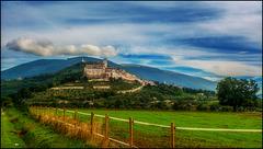 In Avvicinamento ad Assisi - HFF