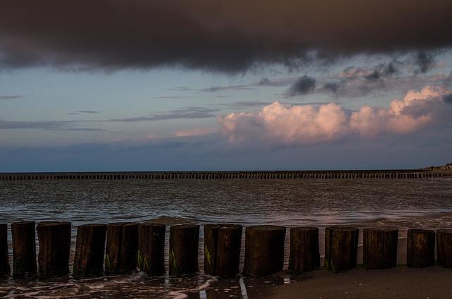 Abend am Meer (2)