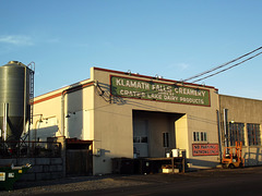 Former creamery, now a brewery