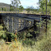 So called Upside down Rail Bridge