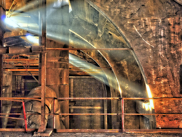old factory I