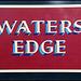 Waters Edge narrowboat