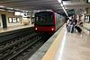Lisbon 2018 – Metro at Aeroporte