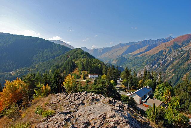Savoie, franz. Alpen, oberhalb von Valloire
