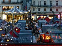 Marché de Noël à Angers