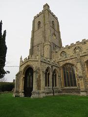 mildenhall church, suffolk