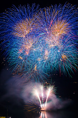 140801 Montreux feux artifice 4