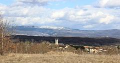 Siccieu- Saint-Julien-et-Carisieu (38) 2 mars 2015.