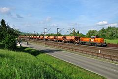 De l'orange en Moselle