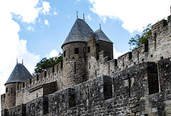 Carcassonne - Detail