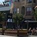 San Francisco Castro dining outside / justice politics (# 0548)