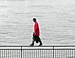 Düsseldorf - Walk The Line...